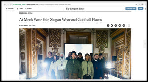 New york times on Spleen