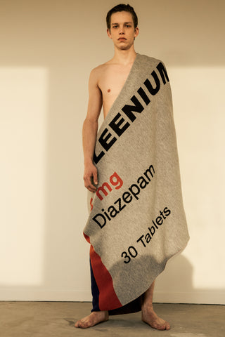 Spleenium diazepam plaid