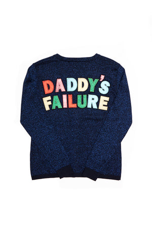 Daddy's failure knitwear