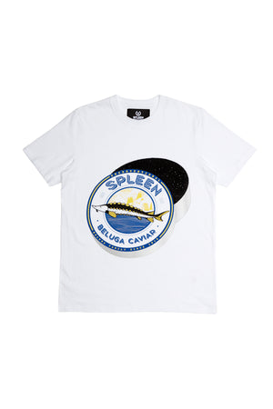 Caviar spleen t-shirt