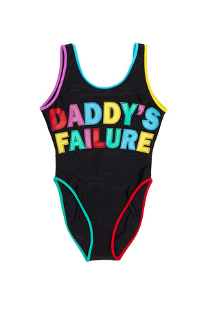 Daddy's failure 	 swimsuits