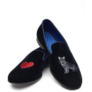 Slippers cat pussy pussies shoes man women made in italy