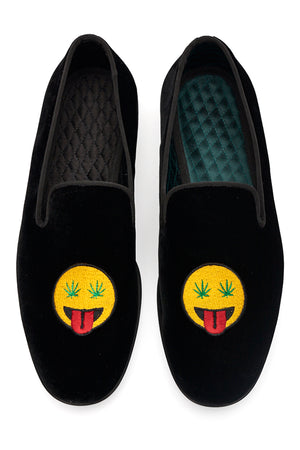 Weedmoji slippers