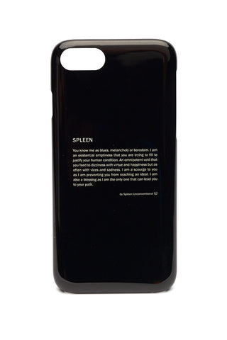 Spleen definition phone case