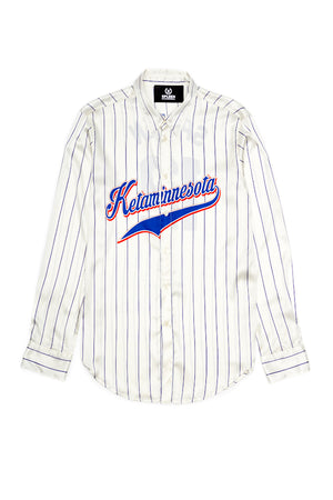 Ketaminnesota silk shirt