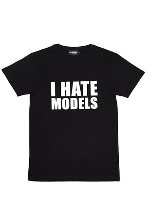 T-shirt I hate models