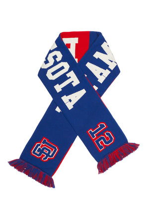 Ketaminnesota football scarf