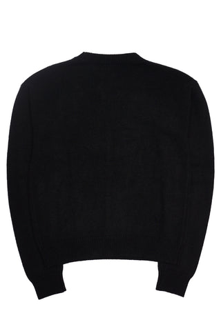 Pullover round neck I hate models