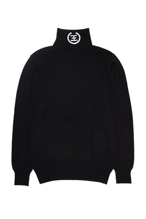 Turtle neck spleen logo