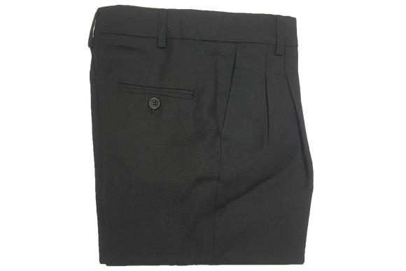 Charcoal Beltloop Trouser
