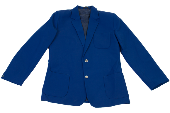 Gents Plain Blazer - Royal