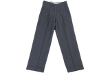 Beltloop Trouser - Grey