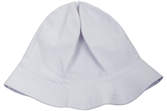 Church Hat - White