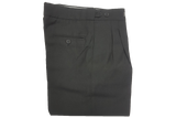 Extension Waistband Trouser - Charcoal
