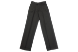 Extension Waistband Trouser - Charcoal2