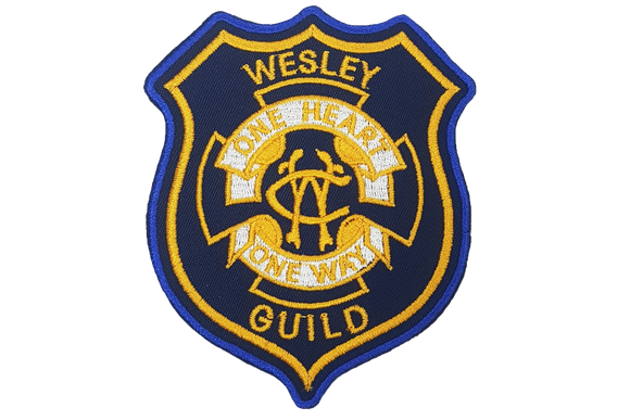 Badge Blazer - Wesley Guild