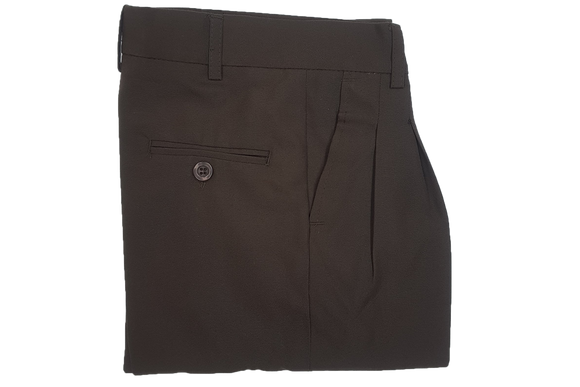 Beltloop Trouser - Brown