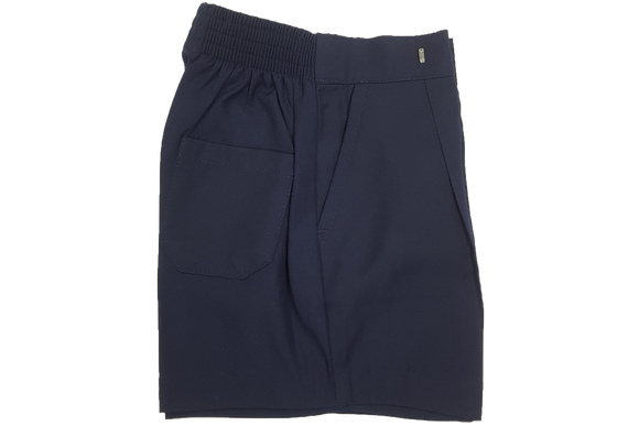 School Shorts - Navy