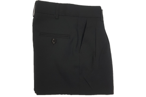 Beltloop Trouser - Black