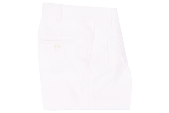 White Trouser Beltloop