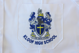 Shortsleeve Roundneck Blouse Emb - Kloof High School