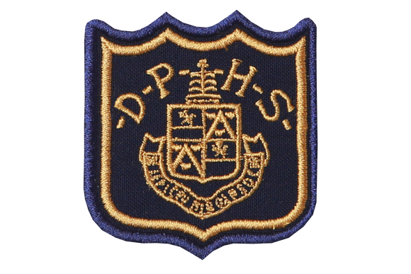 Badge Cap - DPHS