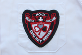 Shortsleeve Roundneck Blouse Emb - Holy Family College