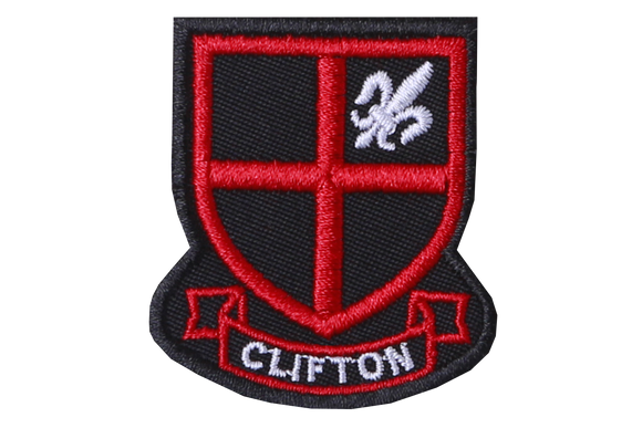 Clifton Cap Badge