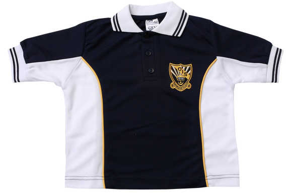 Golf Shirt EMB - Orient