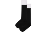 Rugby Socks Nylon - Clifton Black/White