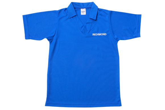Golf Shirt Royal Emb - Kloof Senior Primary ( Richmond )