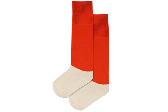 Rugby Socks Nylon - Cygnet Orange