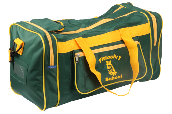 Pitlochry Barrel Bag