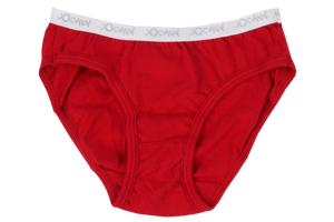 Underwear Girls Jockey - Red (3pk)