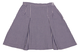 Pleated Skirt - Zef Dlomo