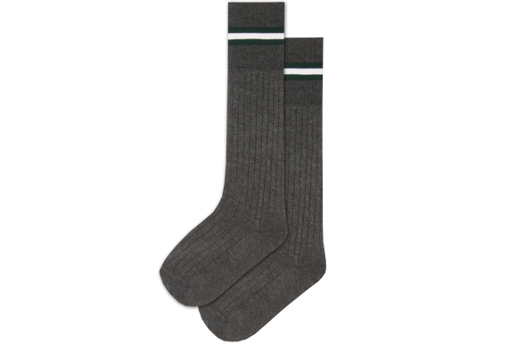 Boys 3/4 Striped Long Socks - Pinetown Senior