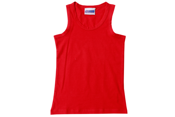 Sports Vest - Red