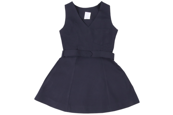 Plain Tunic - Navy V