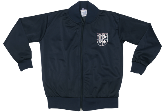 Tracksuit Jacket Tri Emb - Highway College