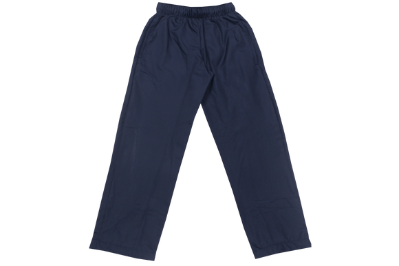 Tracksuit Pants Plain Micro - Navy