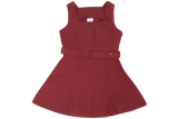 Plain Tunic - Maroon Square