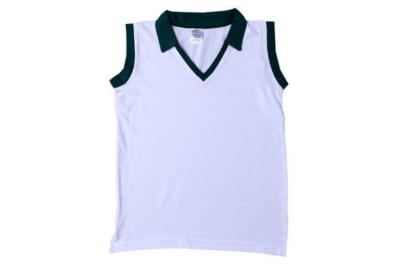 Golf Shirt Plain - Queensburgh Girls High