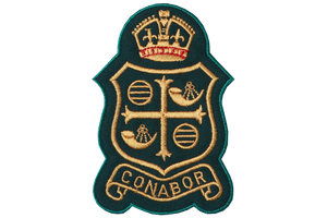Queensburgh Girls High School Badge