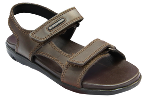 Greencross Boys Sandals - Brown