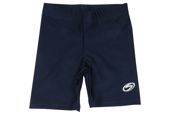 Second Skins - Swim Tights - Knee Length - Navy