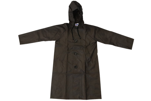 Raincoat Nylon - Brown