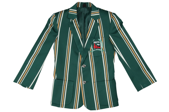 Striped Emb Blazer - Mt Edgecombe