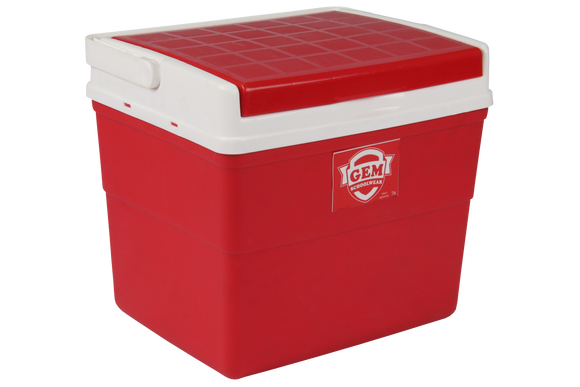 Cooler Box - 8L Red