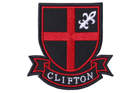 Badge Blazer - Clifton