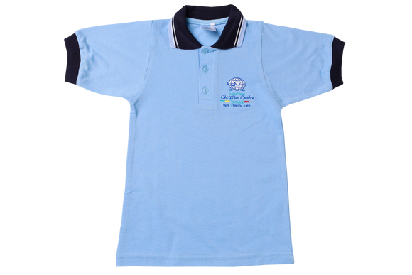 Golf Shirt EMB - Durban Christian Centre